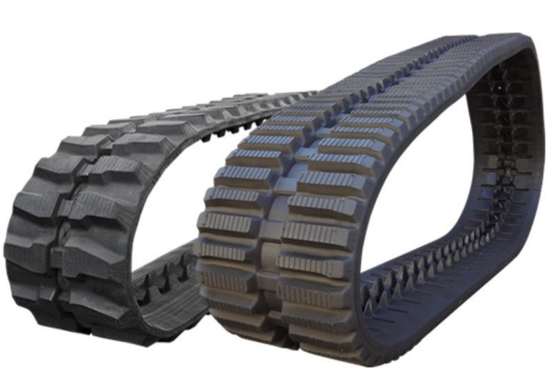 SKIDSTEER RUBBER TRACKS