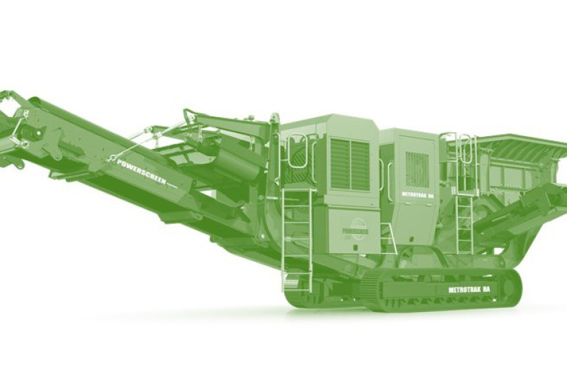 crusher undercarriage