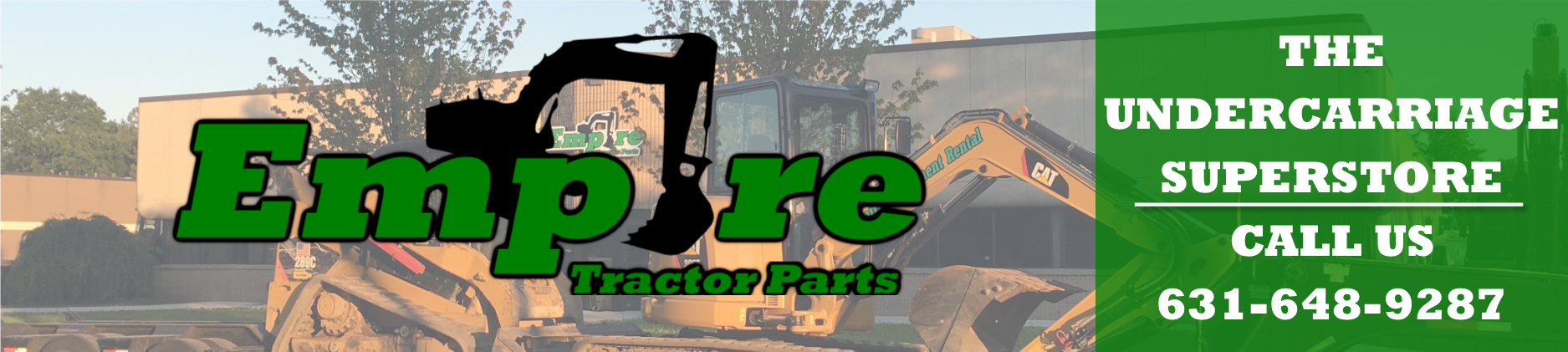 The Undercarriage Superstore - Track chains,rollers,idlers,sprockets